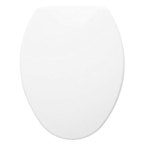 Tapa wc lunel georgia blanco liso