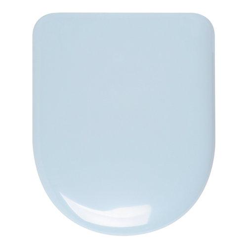 Tapa wc lunel linus azul liso