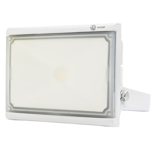 Proyector led 12/24v galaxxi-led-xunzel-3w blanco orientable con cable y soporte