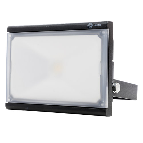 Proyector led 12/24v galaxxi-led-xunzel-3w negro orientable con cable y soporte