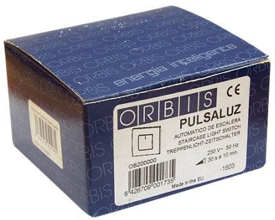 Pulsaluz 230 V Orbis OB200000