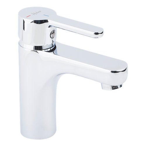 Grifo de lavabo huber h2 cromado