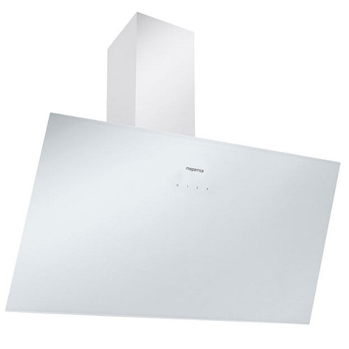 Campana extractora mepamsa display 90 de 712m3/h blanco clase a