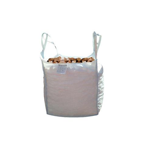 Saco de cantos rodados rosa 1000kg 20 y 35 mm