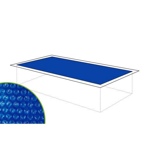 Cubierta de verano gre rectangular de polietileno 400x800 cm
