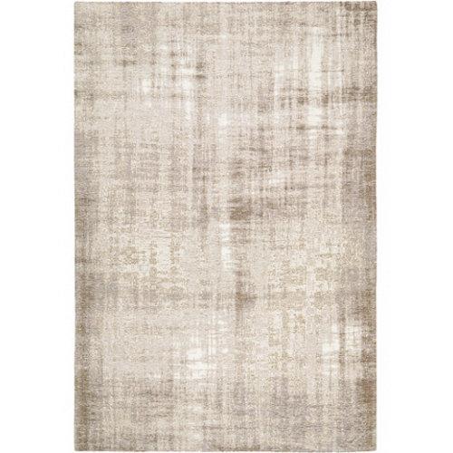 Alfombra gris acrílico antik chenille 140 x 200cm