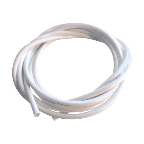 """Tubo 1/4"""" para ósmosis 3 m. de longitud, color blanco"""