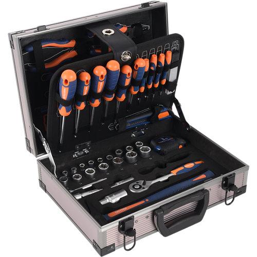 Maletín 110 herramientas dexter