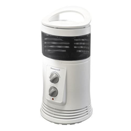 Calefactor cerámico honeywell 81000109 1800 w blanco