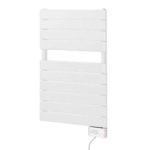 Radiador toallero eléctrico zeta epl0850b4 blanco
