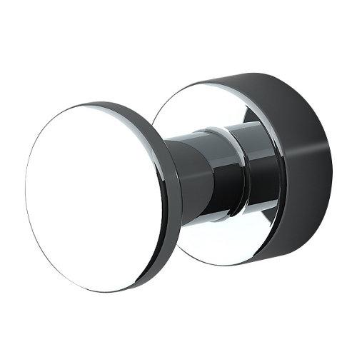 Percha de baño architecture gris / plata brillante