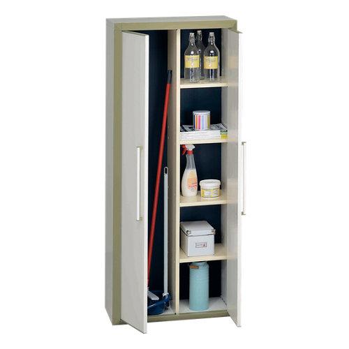 Armario alto baldas thetris de 70x170x39 cm para uso interior