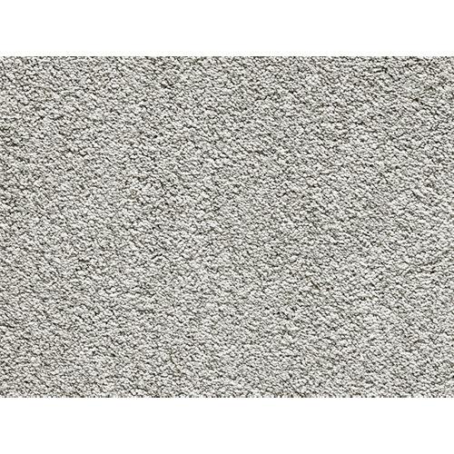 Suelo moqueta rollo de poliamida gris / plata 2 m de ancho. pedido mínimo 4m².