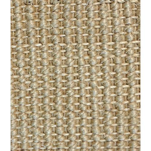 Suelo moqueta rollo de sisal beige 2 m de ancho. pedido mínimo 4m².