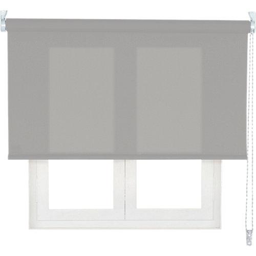 Estor enrollable translúcido trends gris de 180x250cm