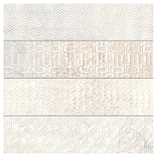 Azulejo cerámico brickbold 33,15x33,15 almond