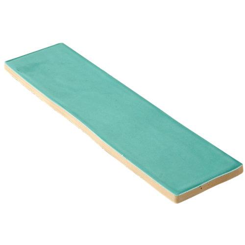 Azulejo cerámico bronx 7,5x30 turquesa