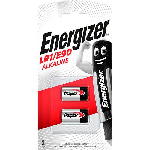 Pack de 2 pilas especiales energizer e90