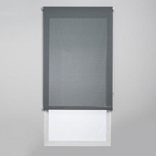 Estor enrollable industry gris de 220x250cm
