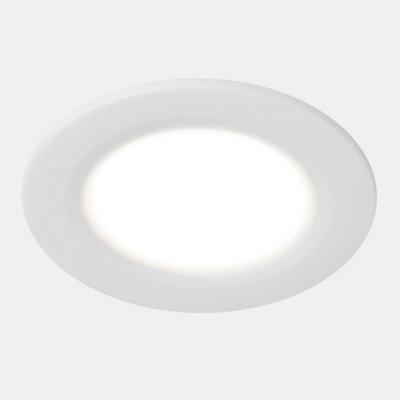 Pack de 3 focos LED empotrables Rovigo blanco INSPIRE 5W 4000K