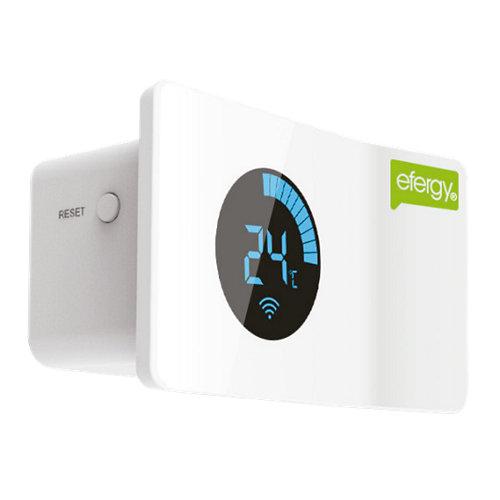 Termostato inteligente efergy air control