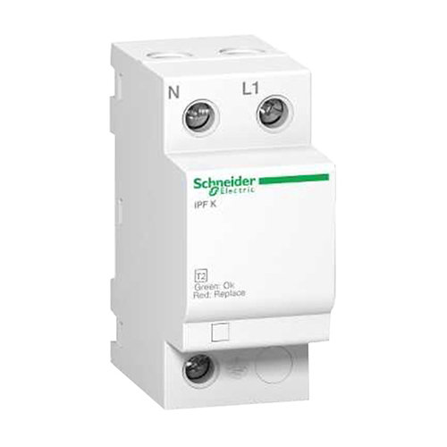 Limitador sobretensiones permanentes schneider 1p+n 40a