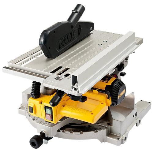 Ingletadora de mesa dewalt d27113-qs 1600 w