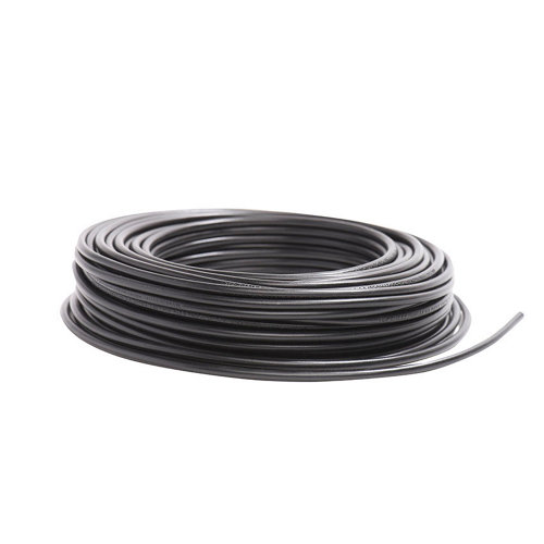 Cable lexman h07v-k 100 metros 2,5 mm² color negro