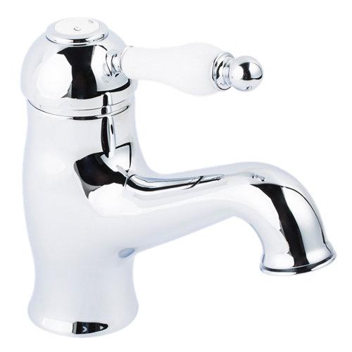 Grifo de lavabo huber oxford cromado