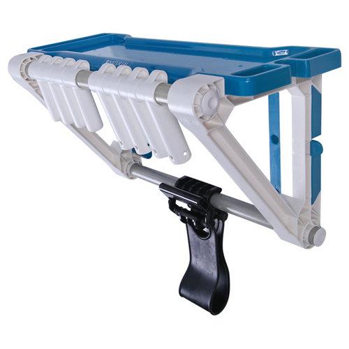 Soporte naterial para accesorios de piscina