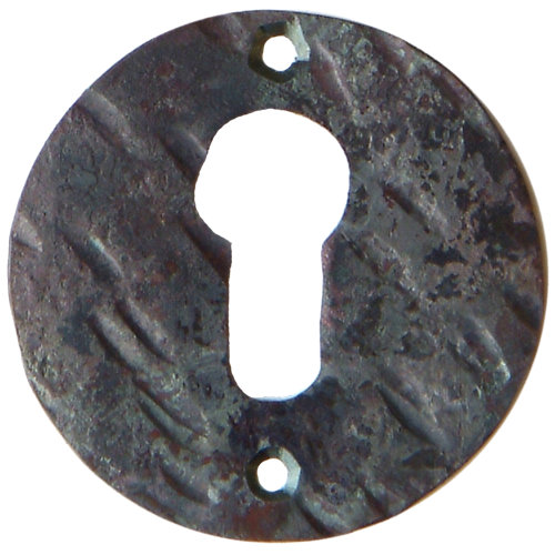 Bocallave de hierro forja