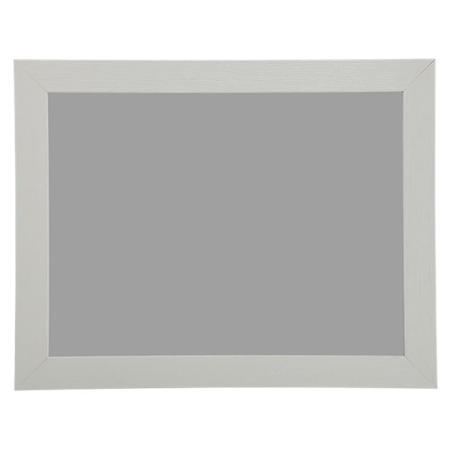 Marco blanco 37.2 cm x 29.7 cm