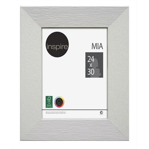 Marco blanco 37.5 cm x 30 cm