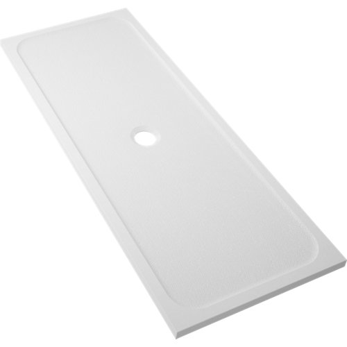 Plato ducha rectangular 170x70 cm mila blanco
