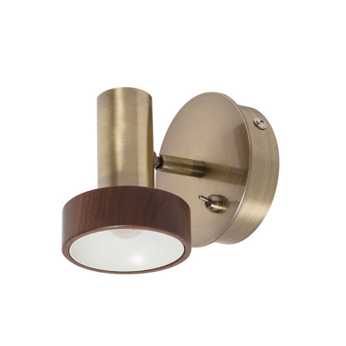 Foco led nature bronce 5w