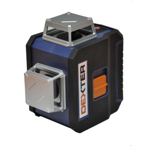 Nivel láser dexter autoestabilizante para trípode de 1 mm a 10 m