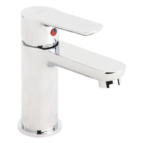 Grifo de lavabo huber saturno cromado