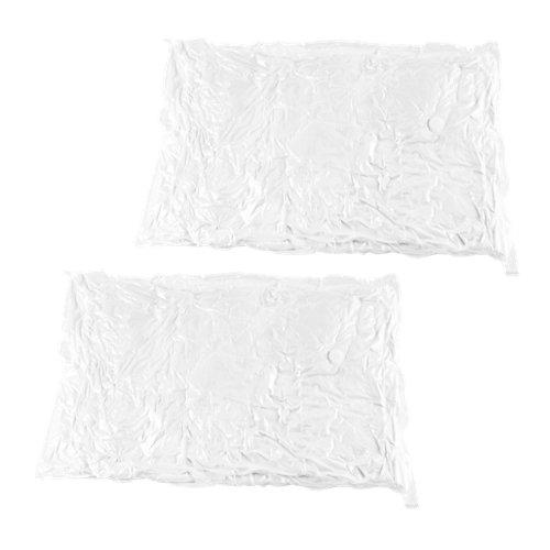 Bolsa ahorra espacio al vacio de plástico de 75x130 cm