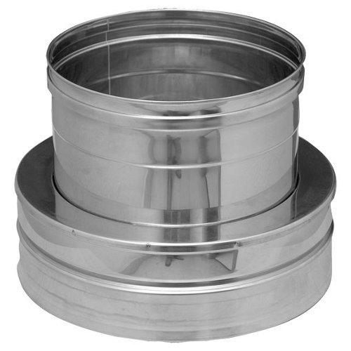 Manguito de acero inoxidable de 125 de diámetro