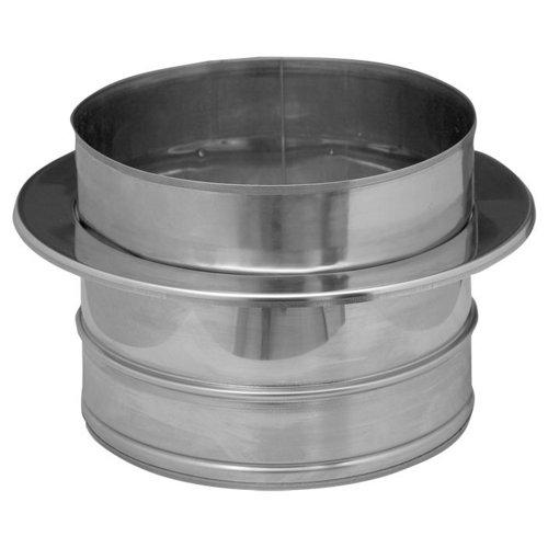 Manguito de acero inoxidable de 80 de diámetro