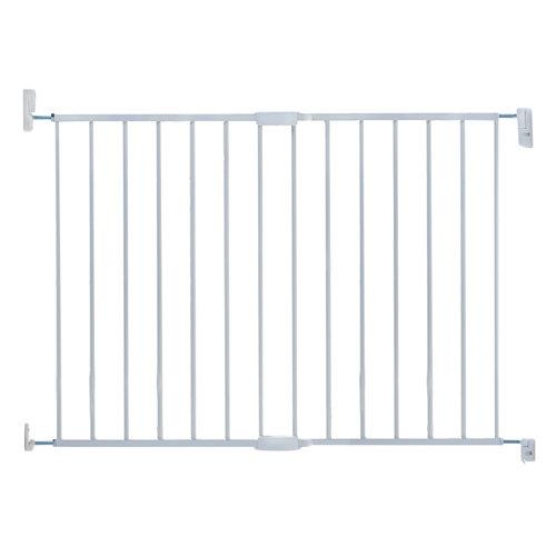 Valla de seguridad infantil extensible 63.5-102cm acabado metal
