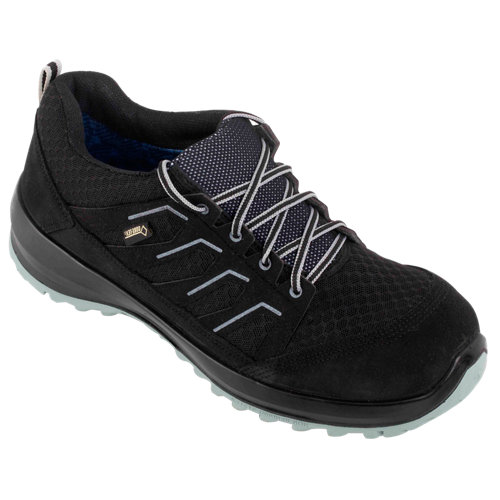 Zapatos de seguridad robusta 92202 s3 negro t42
