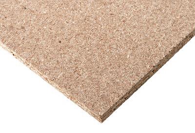 Tablero de aglomerado para interior seco de 122x244 cm