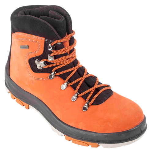 Botas de seguridad robusta 90622 s3 naranja t38