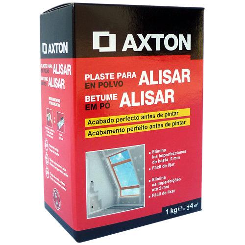 Plaste en polvo para alisar axton 1 kg