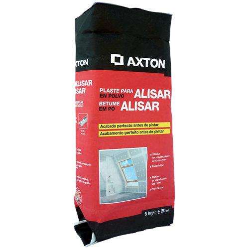 Plaste en polvo para alisar axton 5 kg