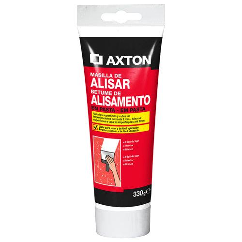 Masilla en pasta para alisar axton 330 gr