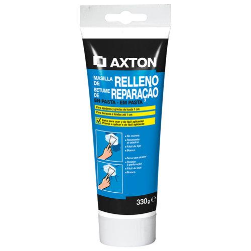 Plaste en pasta para rellenar axton 330 gr.