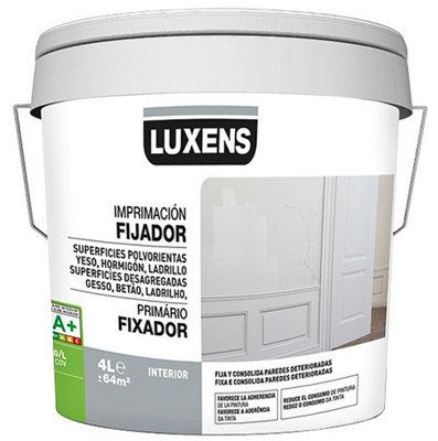 Fijador acrílico LUXENS 4L