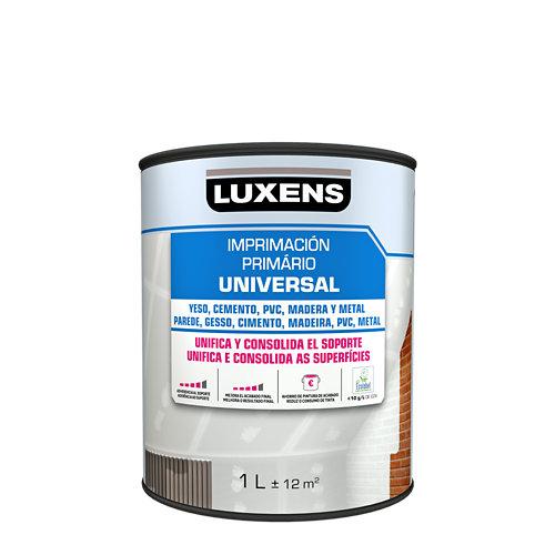 Imprimación universal luxens de 1l